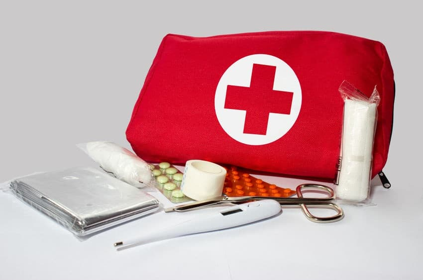 Wound Care Bag