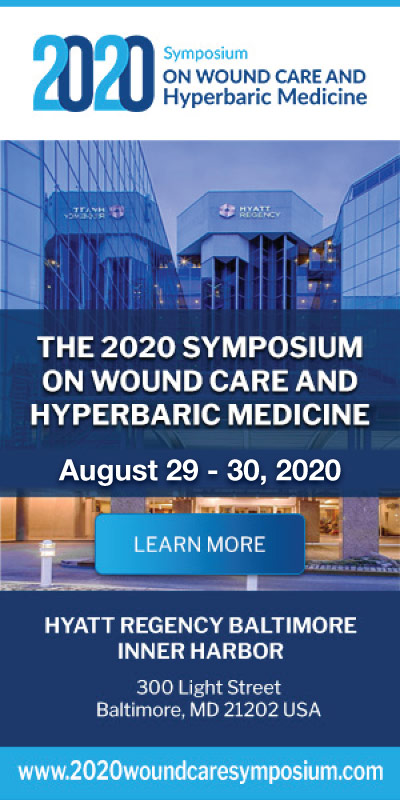 2020 Symposium on Wound Care and Hyperbaric Medicine